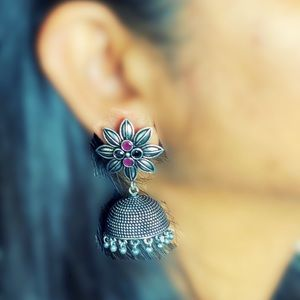 Beautiful ethnic earrings